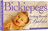 Bickiepegs Teething Biscuits 38g
