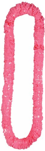 Beistle 66355P720 720-Pack Soft-Twist Poly Leis Party Favors, 1-1/2 By 36-Inch front-950249