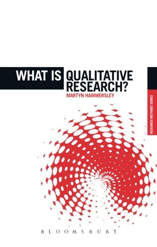 What is Qualitative Research? ('What Is?' Research Methods)