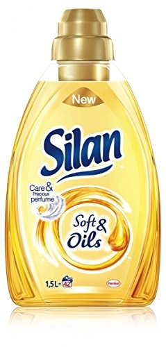 vernel-silan-soft-oils-gold-concentrated-softener-126-loads-3-x-42-loads