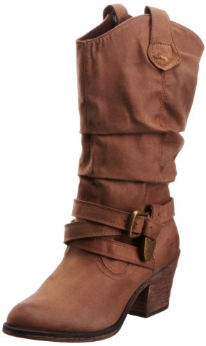 Rocket Dog Womens Sidestep Cowboy Boots