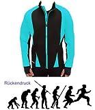 Laufjacke Evolution Running S - XXXL verschiedene Farben Jogging Laufen Damen und Herren Softshell