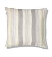 Modern Living Striped Cushion