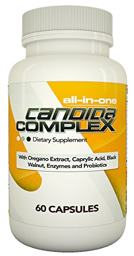 Candida Cleanse Complex ★ All-in-One Yeast