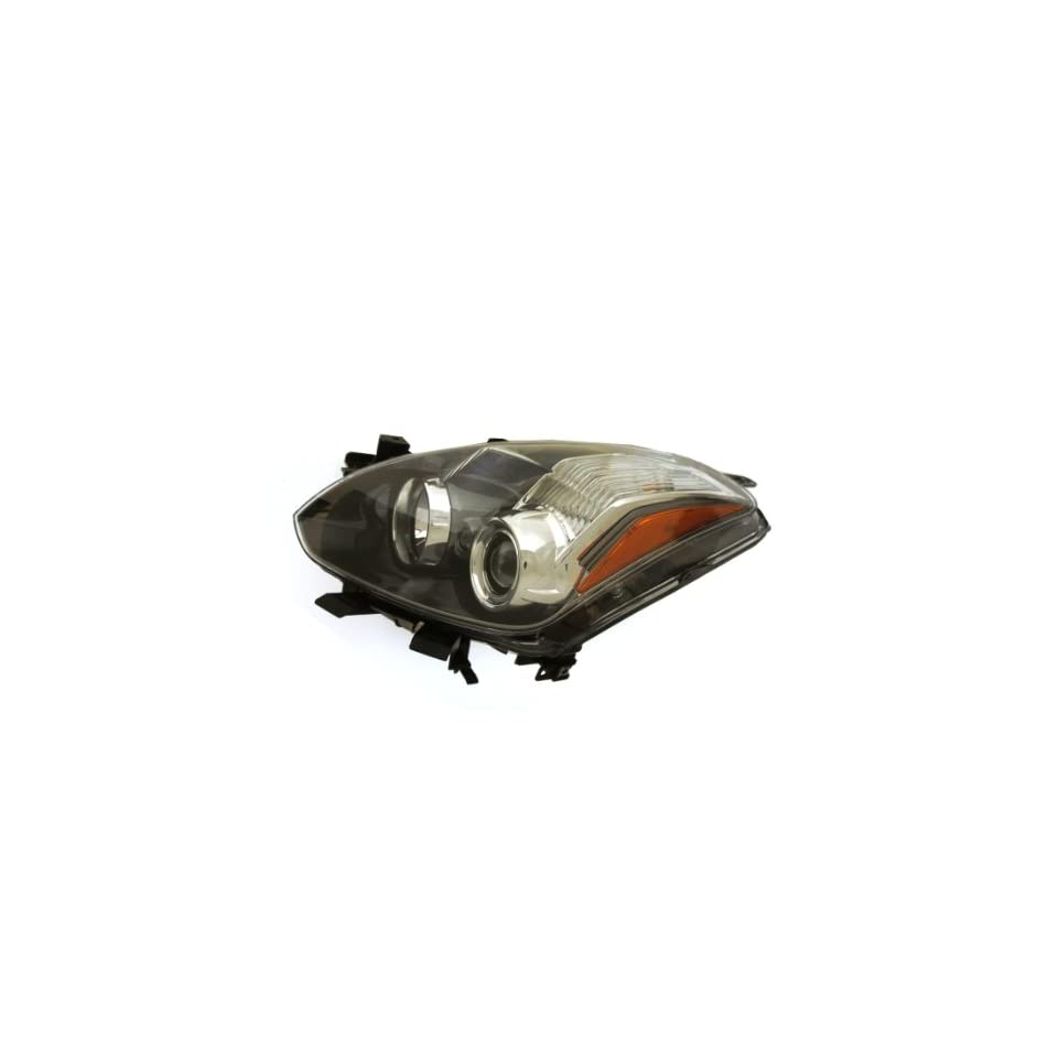 Genuine Nissan Parts 26060 ZX10B Driver Side Headlight Assembly Composite