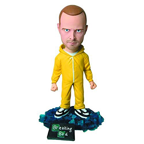 "Mezco Toyz Breaking Bad 6"" Jesse Pinkman Bobblehead Toy"