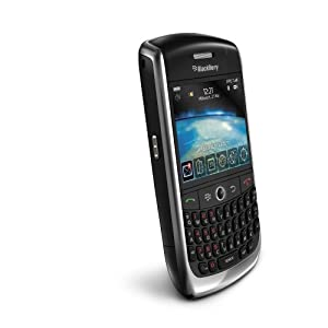 BlackBerry Curve 8900 Javelin Unlocked Phone with 3.2 MP Camera, gps navigation, Stereo Bluetooth and MicroSD Slot--International Version with Warranty (Black)