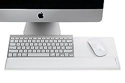 Rain Design mRest Wrist Rest & Mouse Pad - White