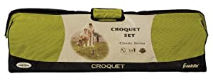 Buy Franklin Sports Classic Series 6 Player Croquet Set by Franklin