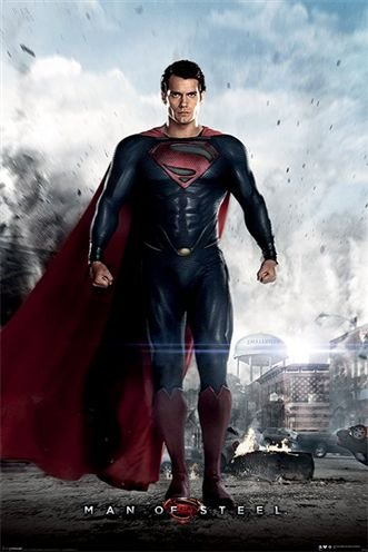マン・オブ・スティール (スーパーマン) ポスター MAN OF STEEL - (HOPE)(130628)