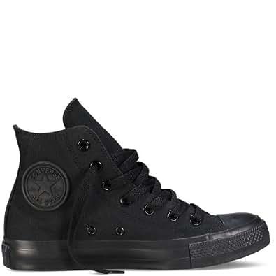 Converse Men's CONVERSE CHUCK TAYLOR ALL STAR HIGH 9 (BLACK MONO)