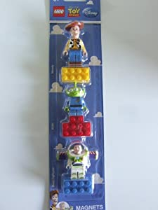 LEGO Toy Story: Buzz Lightyear, Woody, Alien Minifig Pack