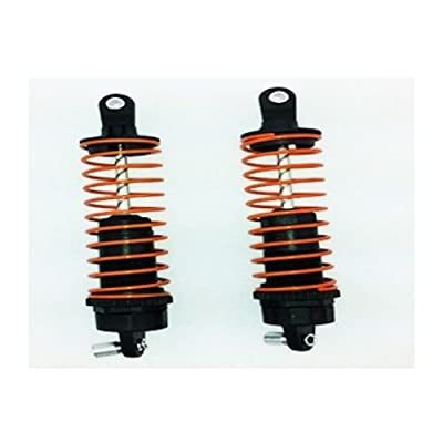 (Ship from USA) DHK 8135-301 Shock absorber complete Shocks (2pcs) 1/10 Hunter -ITEM#: G15/uiF982A31797