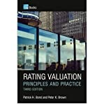 img - for Rating Valuation: Principles and Practice book / textbook / text book