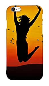 SWAG my CASE PRINTED BACK COVER FOR APPLE IPHONE 6 Multicolor