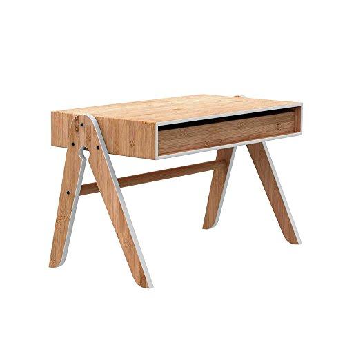 Holzschreibtisch-fr-Kinder-Bambus-Wei-Pharao24