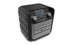 ION Audio Tailgater Express | Compact Waterproof Wireless Speaker System with AM/FM Radio & USB Charge Port (20W) by Ion Audio - MI