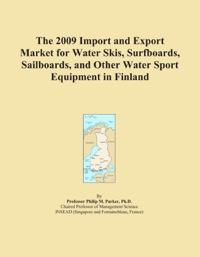 The 2009 Import and Export Market for Water Skis, Surfboards, Sailboards, and Other Water Sport Equipment in Finland