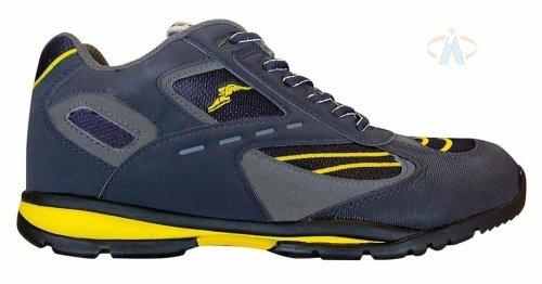 Chaussures de sécurité basses S1 «3014» ,polyuréthane, embout en acier , semelle anti-perforation composite, semelle intermédiare en EVA, semelle en PU HRO, trés légère