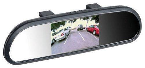 Boyo Vtb42M 4.2-Inch Clip-On/Replacement Mirror Monitor
