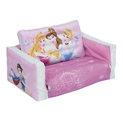 Worlds Apart Disney Princess Flip Out Sofa