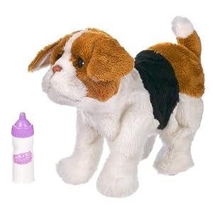 Amazon.com: Furreal Friends Newborn Puppy (Beagle): Toys & Games