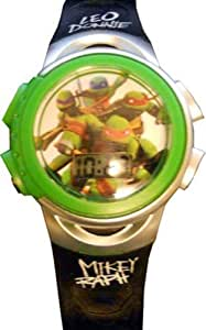 Teenage Mutant Ninja Turtles Power LCD Watch