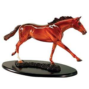 Equine Collection Thoroughbred Horse Figurine