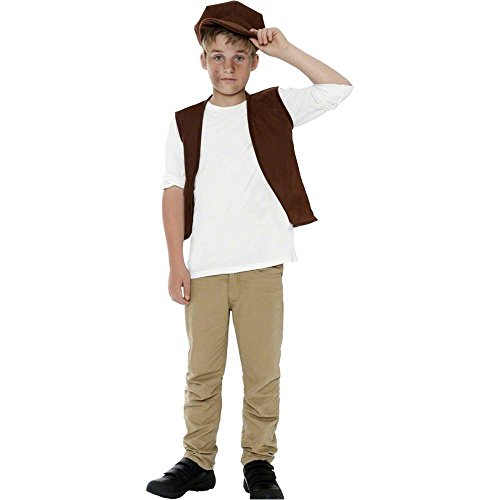 Victorian Urchin Kids Costume Kit - One Size