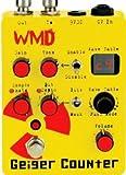 WMD Devices Geiger Counter Digital Destruction Guitar Pedal (並行輸入)