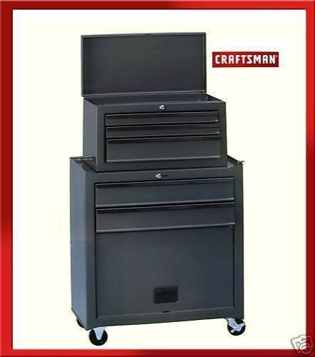 5 DRAWER TOOL CHEST & CABINET CRAFTSMAN CENTER