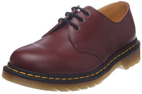 dr-martens-1461-chaussures-en-cuir-lisse-cherry-red-1461-59-10085600-taille39