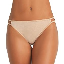 Silken Heather Bikini Panty 2-Pack