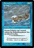 英語版/ポータル・セカンドエイジ/P02/蒸気フリゲート艦/Steam Frigate/マジック・ザ・ギャザリング/mtg