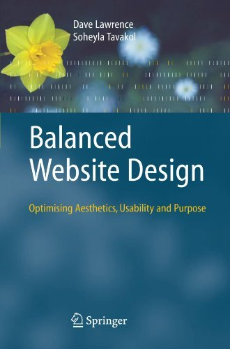 Balanced Website Design: Optimising Aesthetics, Usability and Purpose