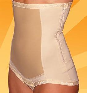 Postpartum Support Girdle Belt w/zipper Support Belly Band Medical-Grade Compression Bellefit, Small