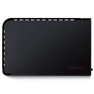 BUFFALO DriveStation Axis Velocity 1 TB USB 3.0 Desktop Hard Drive - HD-LX1.0TU3