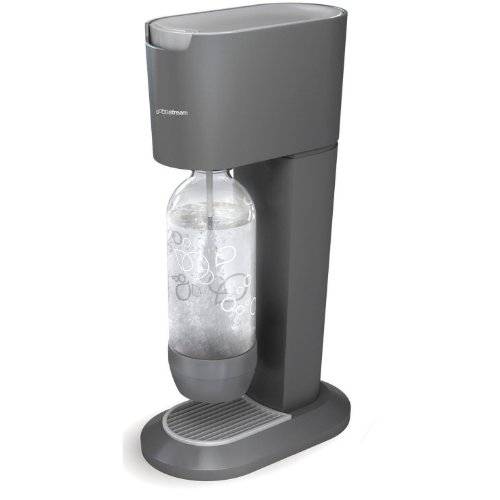 SodaStream 1017512018 Genesis Home Soda Maker, Black and Silver (Genesis Soda Maker compare prices)