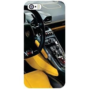 Apple iPhone 5S Back cover - Automobile Designer cases