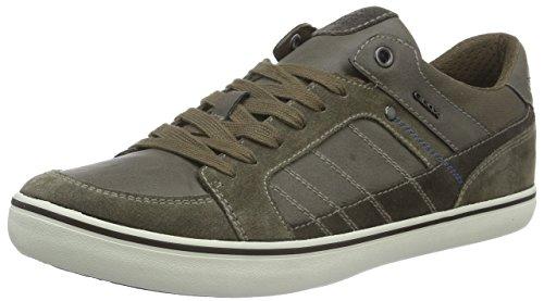 Geox Herren U Box F Sneakers, Braun (TAUPEC6029), 43 EU Picture