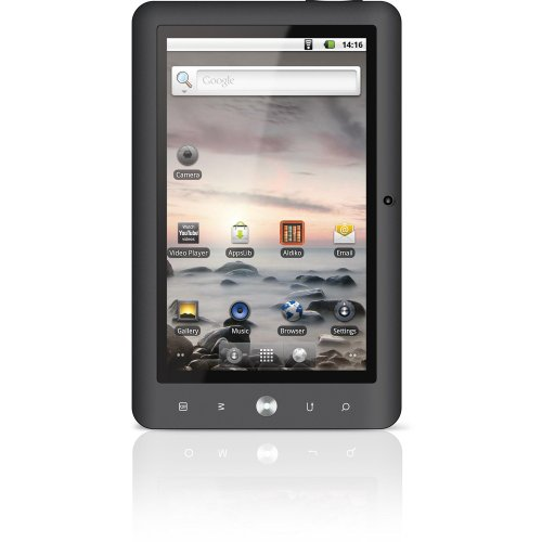 Coby Kyros 4 GB 7-Inch Tablet  Touchscreen and