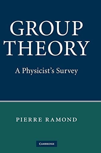 Group Theory: A Physicist's Survey