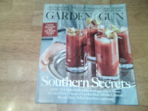 Garden & Gun Magazine February/march 2013 PDF