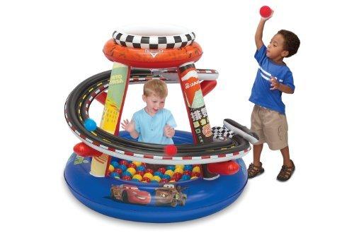 Disney Cars International Speedway With 50 Balls Toy, Kids, Play, Children