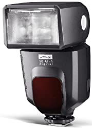 Metz Mecablitz 50 AF 1 Flashgun for Canon