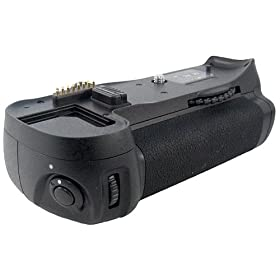 Zeikos ZE-NBG300 Battery Power Grip for Nikon D300 & D700
