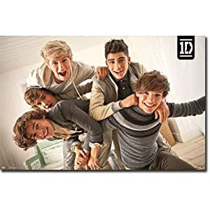 22x34 One Direction - Close-up Music Poster from Poster Revolution