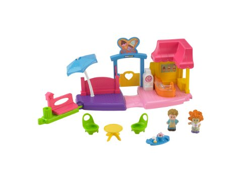 Fisher-Price Little People Ice Cream Shop (Fisher Price Ice compare prices)