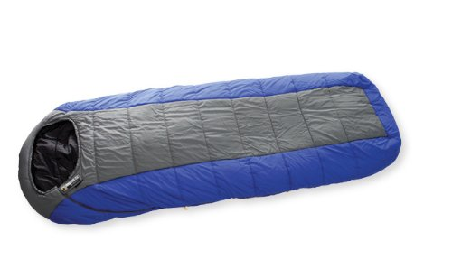 Mountainsmith Boreas 40-Degree Synthetic Sleeping Bag (Cobalt Blue)