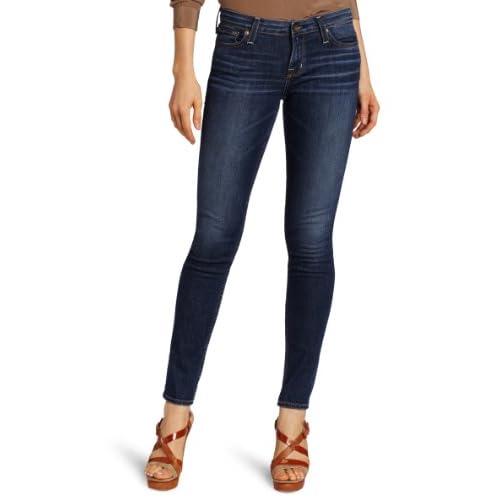 Big Star Women's Alex Mid Rise Skinny Jean, 10 Year Voyage, 26